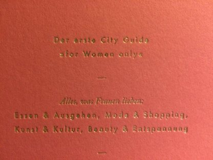 Wien for Women only