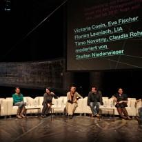 QUER: Symposium und Labor für Interkreativität, März 2010 Veranstalter: departure wirtschaft, kunst und kultur gmbh