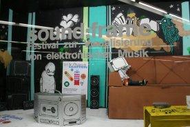 sound:frame 2008, U-Bahn Passage