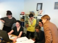 2013 sf Office, Lisi Lang, Laura Welzenbach, Ursula Feuersinger, Christina Simmer, Andrea Pessl