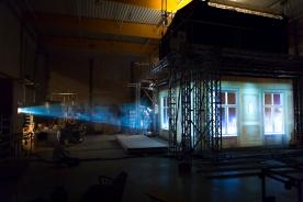 """Dreharbeiten zu """"Die Nacht der 1000 Stunden"""", Foto: Ricardo Vaz Palma, © 2016 AMOUR FOU Luxembourg, AMOUR FOU Vienna, KeyFilm & Golden Girls"""